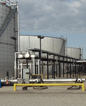 Petroleum Liquids Storage